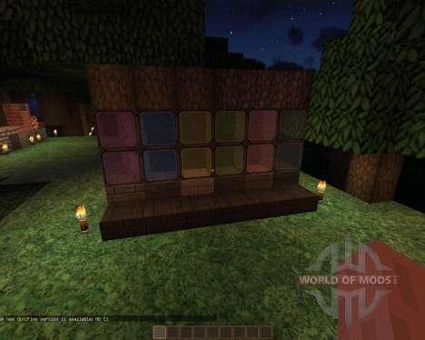 Malcolinus HD [16x][1.7.10] para Minecraft