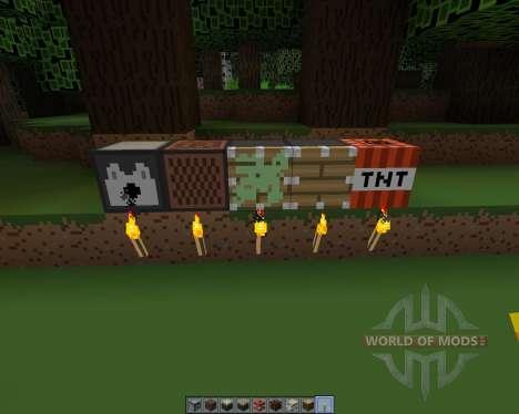 SimplistiCity [16х][1.8.1] para Minecraft