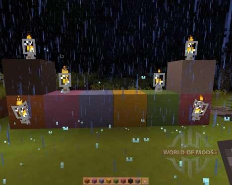 La Búsqueda [16х][1.8.1] para Minecraft