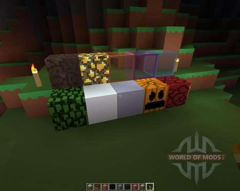 PixelPack by Cichyy [16x][1.7.2] para Minecraft