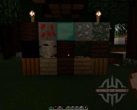 Slendercraft [16х][1.8.1] para Minecraft