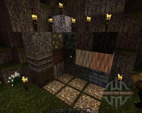 Gothic [64x][1.7.2] para Minecraft