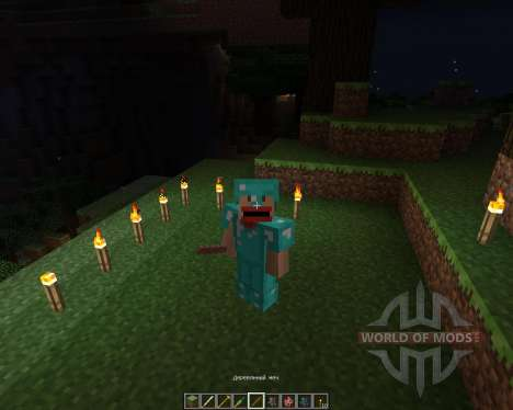 Keening and Assorted Swords Pack [64x][1.7.2] para Minecraft