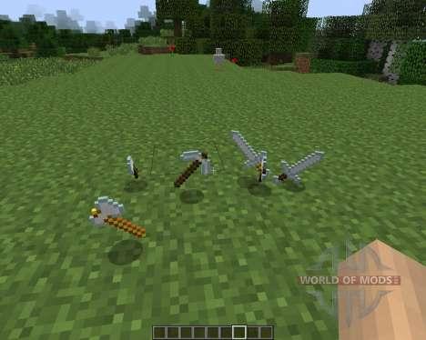 Nether Star Tools [1.7.2] para Minecraft