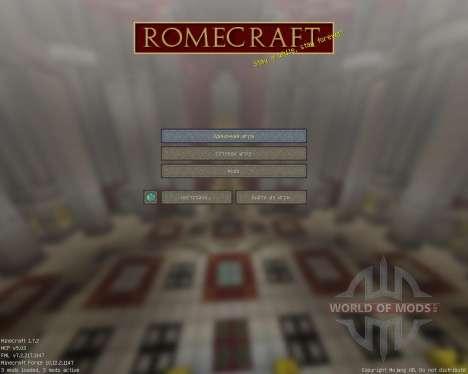 MineRP Server TexturePack [16x][1.7.2] para Minecraft