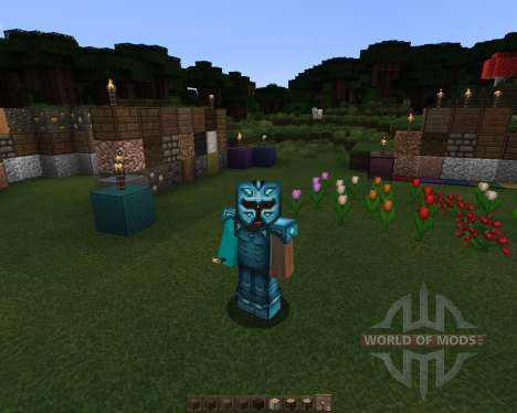 OzoCraft [32x][1.8.1] para Minecraft
