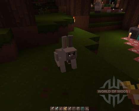 Diente de león [16х][1.8.1] para Minecraft