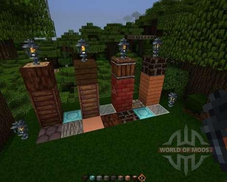 The Voxel Box Palceon [16x][1.8.1] para Minecraft