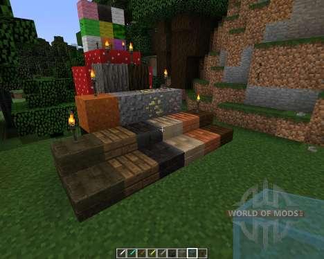TANQUE PACK 2 [128х][1.8.1] para Minecraft