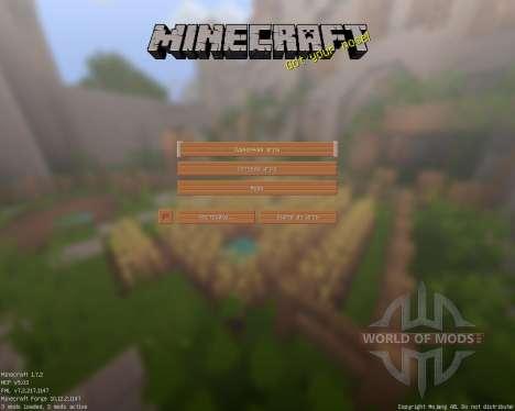 Dandelion [16x][1.7.2] para Minecraft