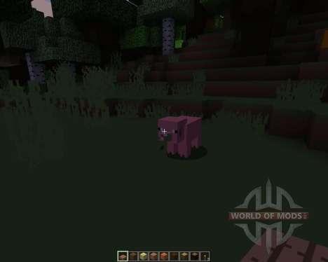 TehSmoothPack [16х][1.8.1] para Minecraft