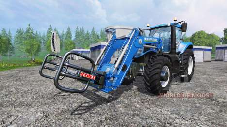 New Holland T8.320 [loader] para Farming Simulator 2015