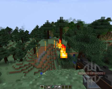 Torched [1.7.2] para Minecraft
