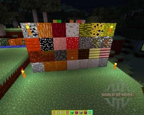 SES de 8 BITS Texturas [16х][1.8.1] para Minecraft