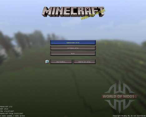 Anonyma V1.0 [16x][1.7.2] para Minecraft