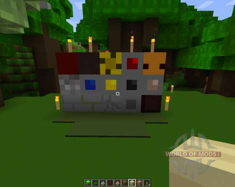 Pixels [8x][1.7.2] para Minecraft