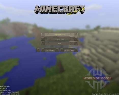 Mist [32x][1.7.2] para Minecraft