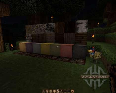 Moray Otoño [32х][1.8.1] para Minecraft