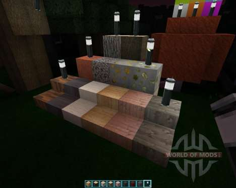 Jammercraft [32x][1.7.2] para Minecraft
