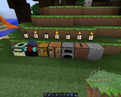 The Doctor Who Experience [32x][1.7.2] para Minecraft