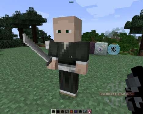 Bleach [1.7.2] para Minecraft