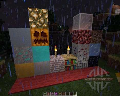 R34L15M [128x][1.7.2] para Minecraft
