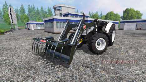 Steyr Multi 4115 v2.0 para Farming Simulator 2015