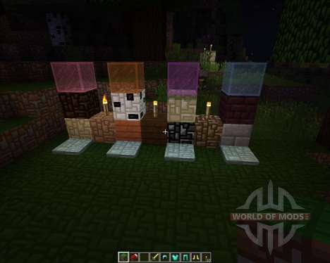 Elements Now [16x][1.7.2] para Minecraft