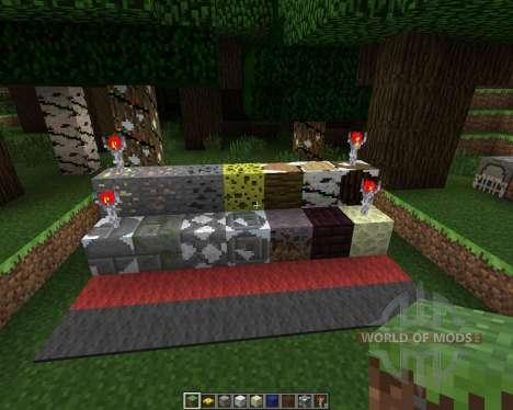 Christmas Craft [32x][1.7.2] para Minecraft