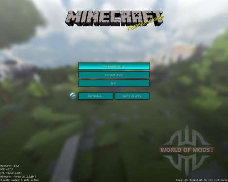 Diamond Craft [32x][1.7.2] para Minecraft