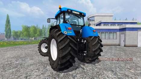 New Holland T7550 v2.0 para Farming Simulator 2015