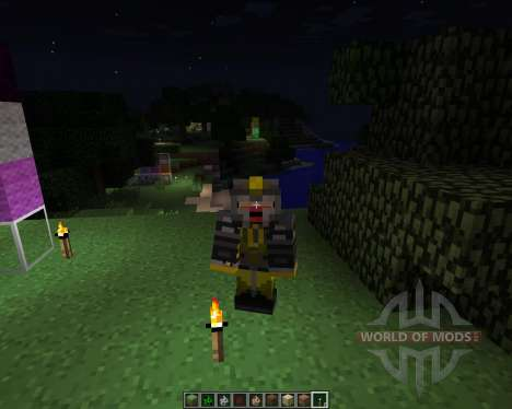Chase Landia [16x][1.7.2] para Minecraft