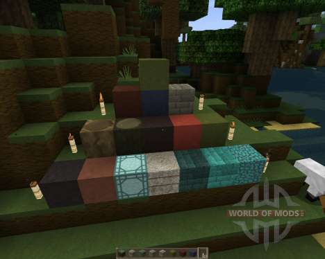 RuneScape Texture [64x][1.8.1] para Minecraft