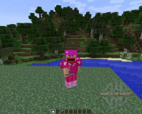 Colorful Armor [1.7.2] para Minecraft