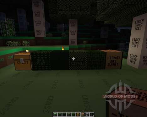 TEXTures [32x][1.7.2] para Minecraft