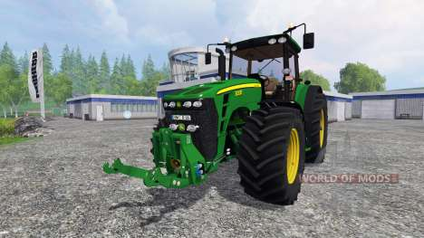 John Deere 8330 v2.0 para Farming Simulator 2015