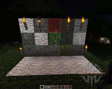 Skyrim HD [32x][1.7.2] para Minecraft