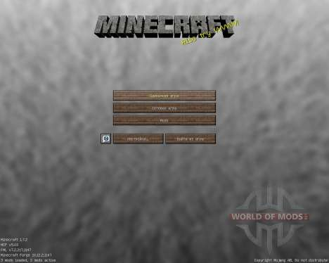 Subarashii [64x][1.7.2] para Minecraft