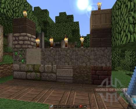 Halcyon Days [32x][1.7.2] para Minecraft