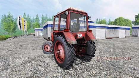 MTZ-80 [editar] para Farming Simulator 2015