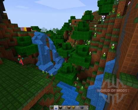 Crazyks Cubic [32x][1.7.2] para Minecraft