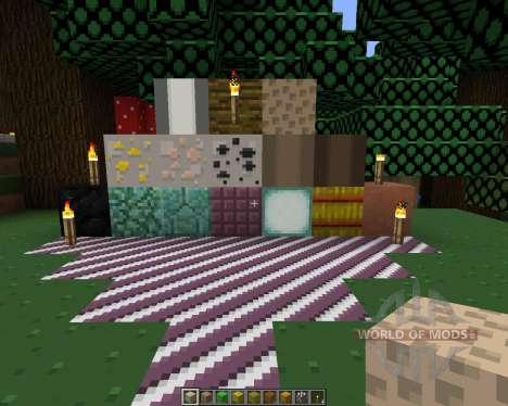 Papawer: Respawn [16х][1.8.1] para Minecraft