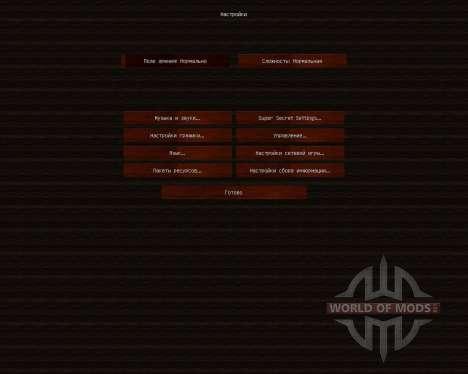 Hyperion HD [64x][1.7.2] para Minecraft
