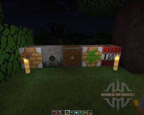 Grim Miner [32x][1.7.2] para Minecraft