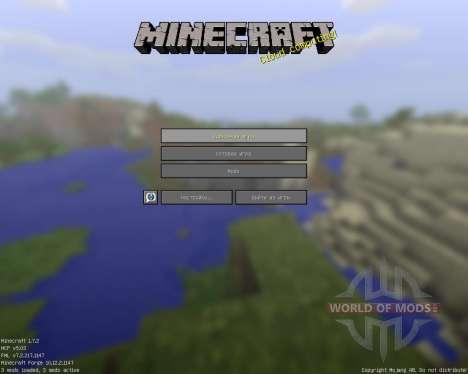 Q-Pack [16x][1.7.2] para Minecraft