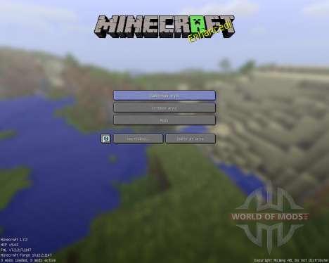 DefStyle [16x][1.7.2] para Minecraft