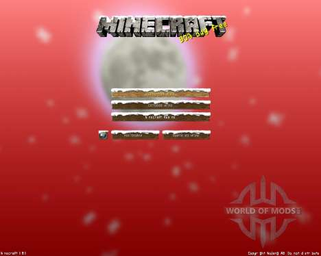 HerrSommer A Christmas Carol v3 [64x][1.8.1] para Minecraft