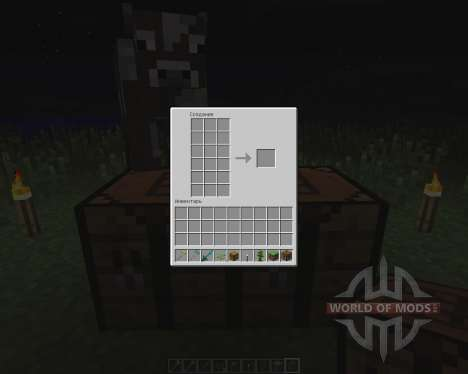 Extended Workbench [1.6.2] para Minecraft