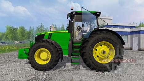 John Deere 7290R para Farming Simulator 2015