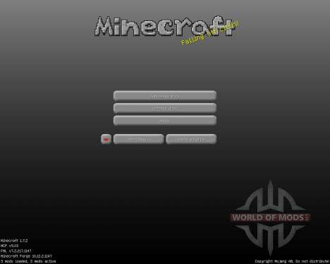 Vivid Torrential [16x][1.7.2] para Minecraft
